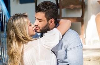 Gusttavo Lima faz parceria com a esposa em clipe