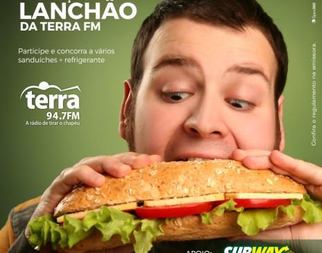 LANCHÃO DA TERRA FM