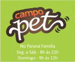 CAMPO PET