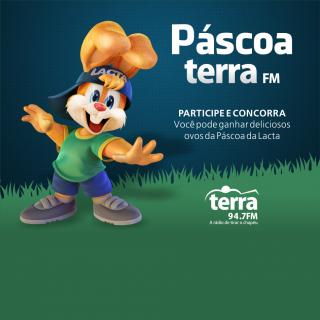 Páscoa da TERRA FM
