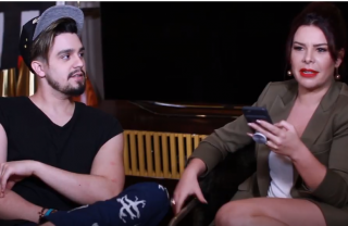 """Luan Santana confessa: """"Sou sensível, mas consigo segurar o choro"""""""