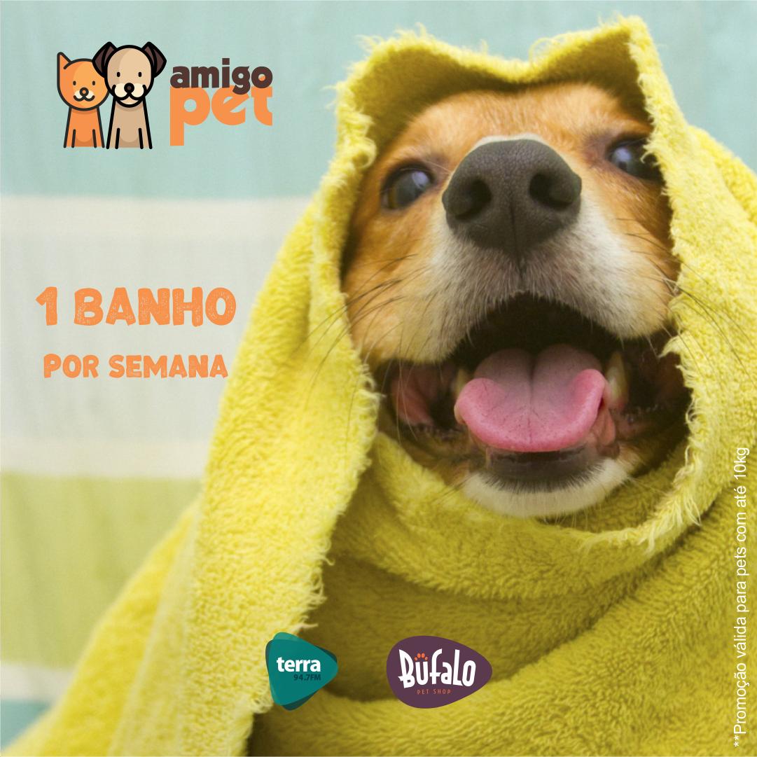 Banner Amigo Pet