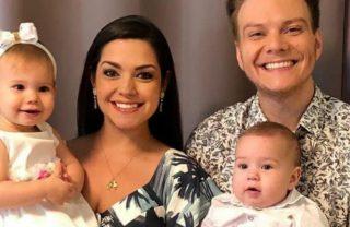 Esposa de Michel Teló conta como é explicada ausência para filha nos finais de semana