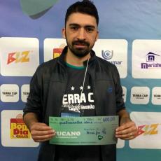 Vice Campeão - Vinicius da Paz Gonçalves