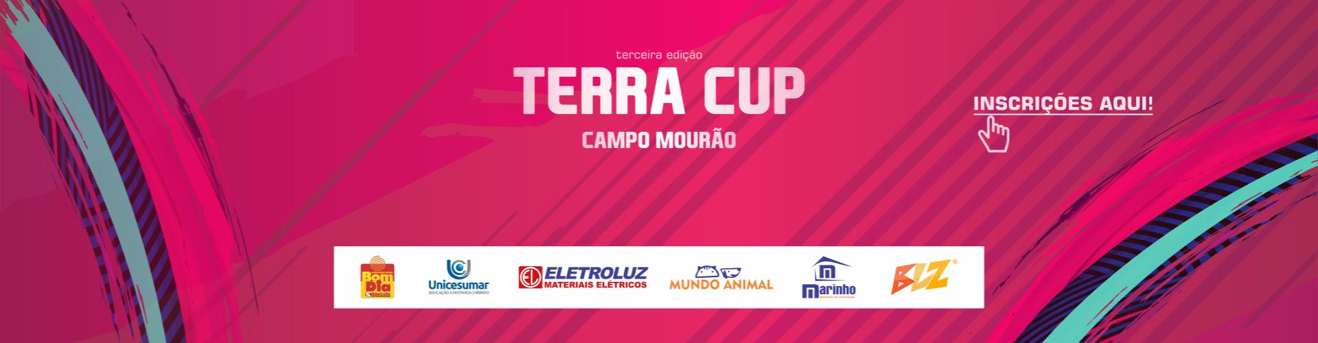 Terra Cup 3ª edição – 20/07