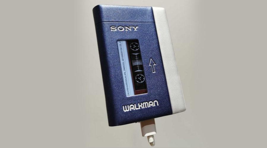 Sony anuncia retorno do Walkman, agora com som digital