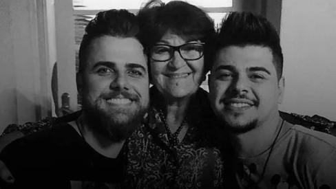 Mãe do cantor Cristiano, dupla de Zé Neto, morre após internação