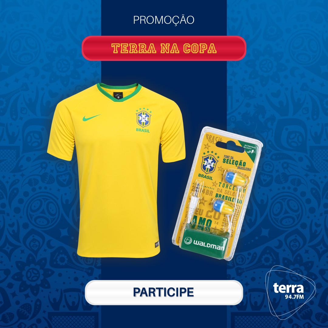 Banner Terra na Copa