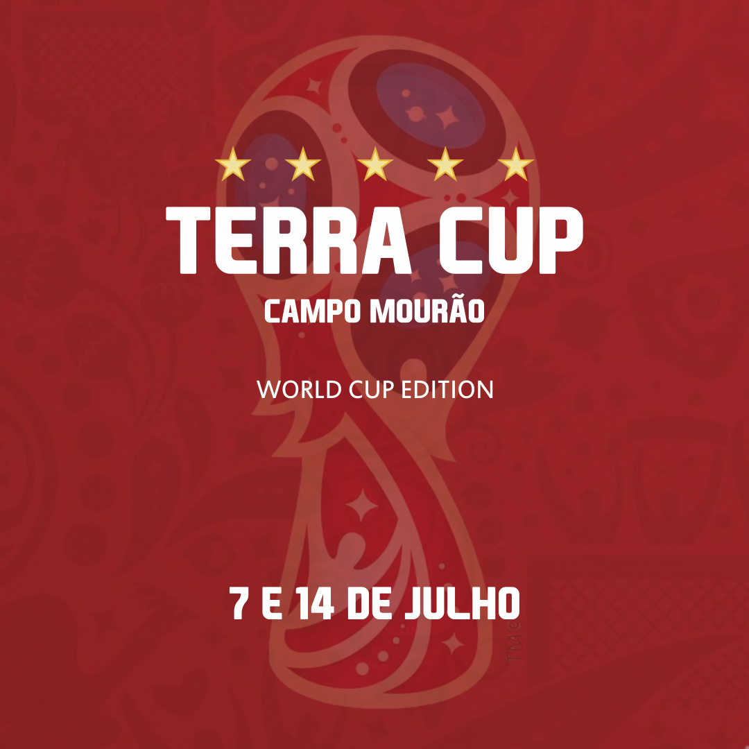 Banner Terra Cup  World Cup Edition