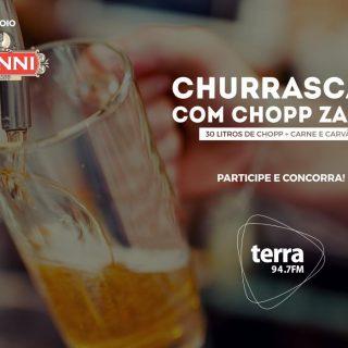 Churrascão com Chopp Zanni