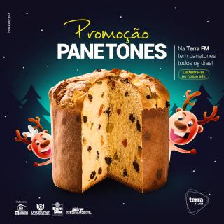 Panetones Terra FM