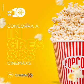 Cinemaxs no Terra dá de 10