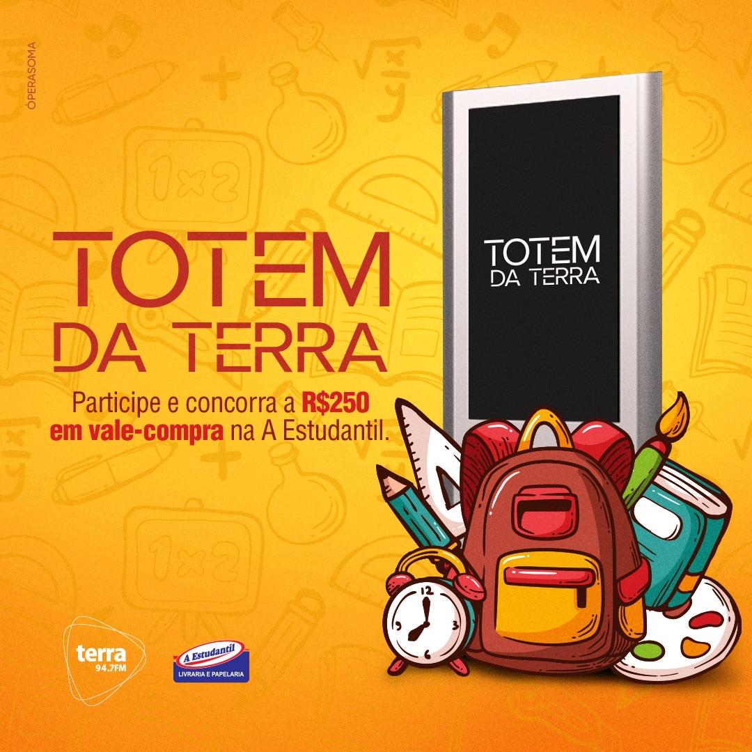 Banner Totem na A Estudantil