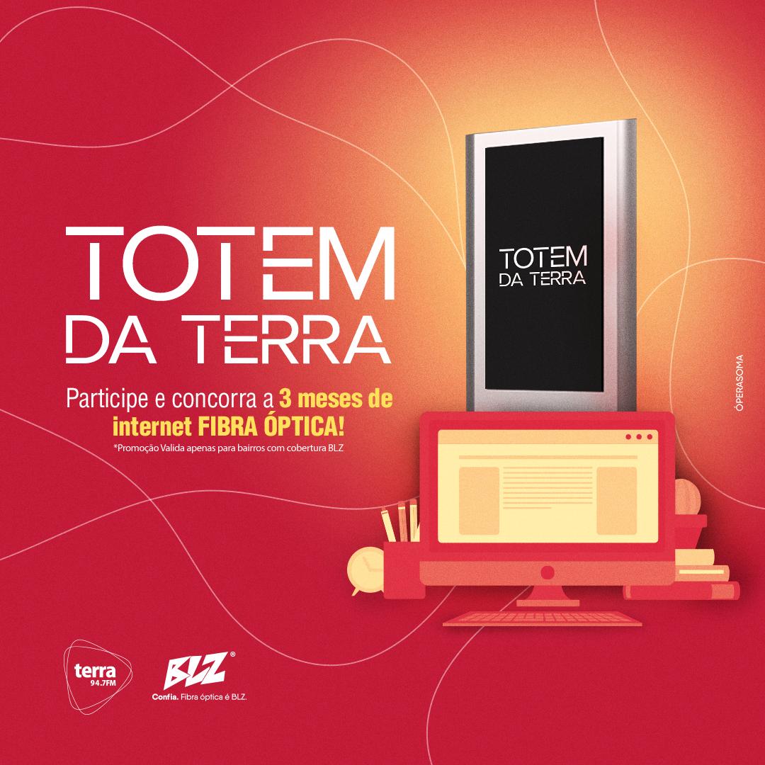 Banner Totem BLZ
