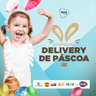 Delivery de Páscoa Terra FM