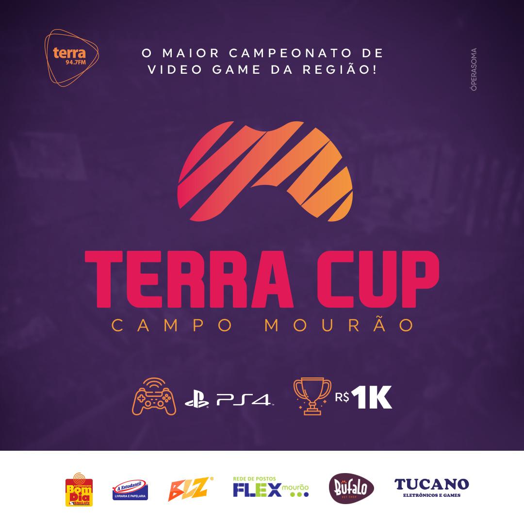 Banner TERRA CUP 2020