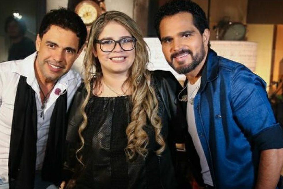 Conheça o projeto secreto de Zezé e Luciano com Marília Mendonça!