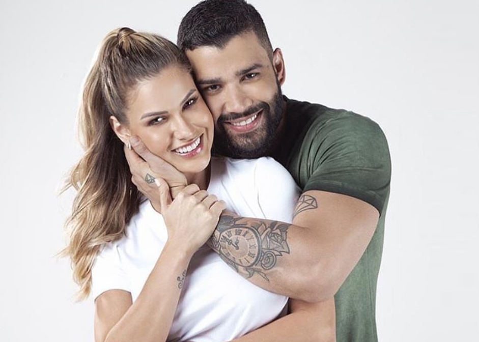 Gusttavo Lima explica encontro com Andressa Suita: 'Mulher que mais amo no mundo'