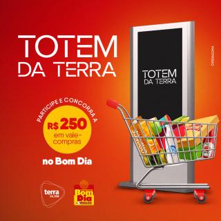 R$ 250 NO BOM DIA – CAMPO MOURÃO