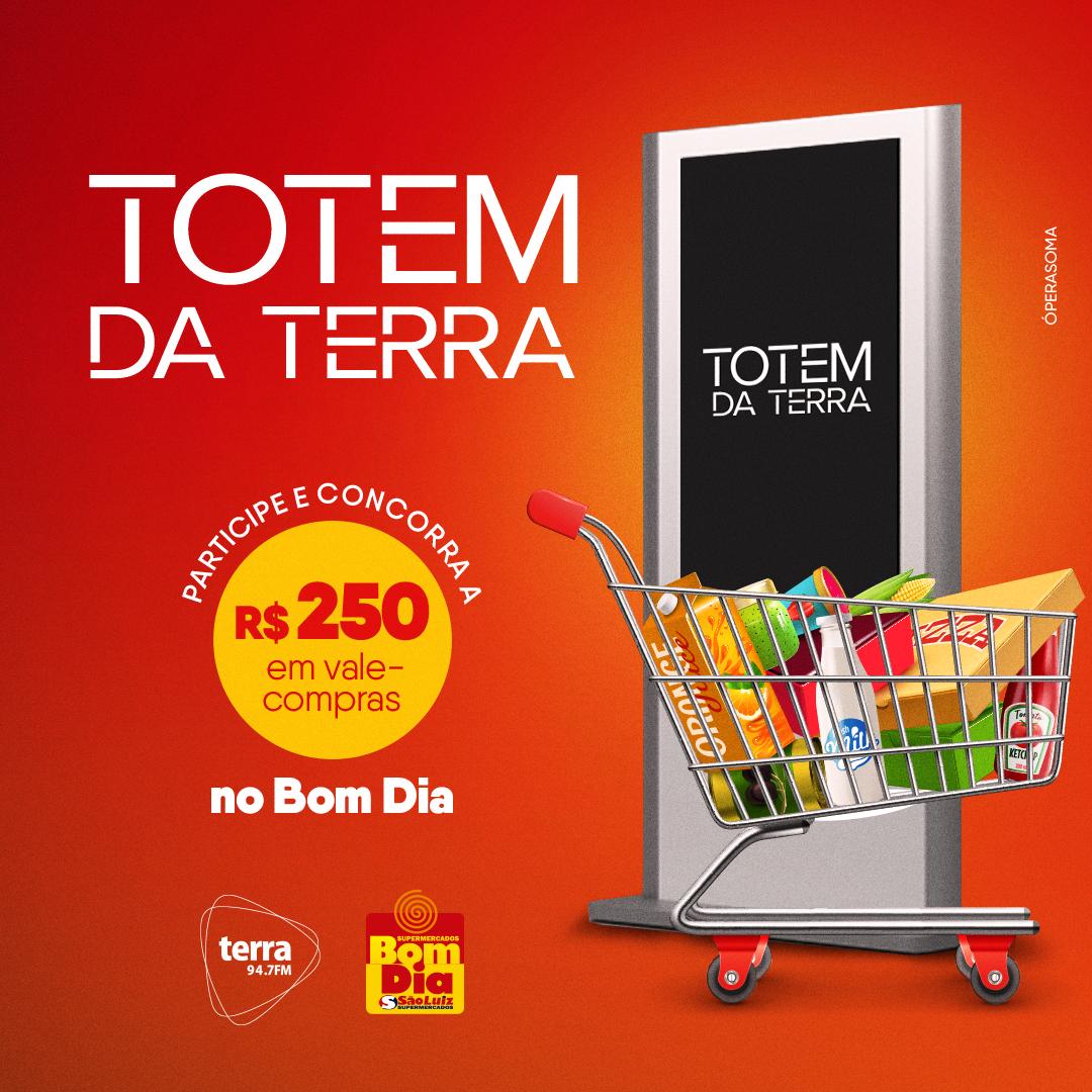 Banner R$ 250 NO BOM DIA CAMPO MOURÃO