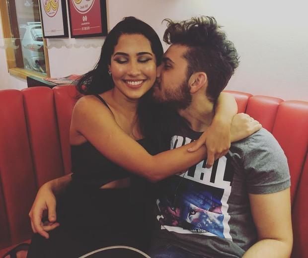 Thaynara OG e Gustavo Mioto reatam romance