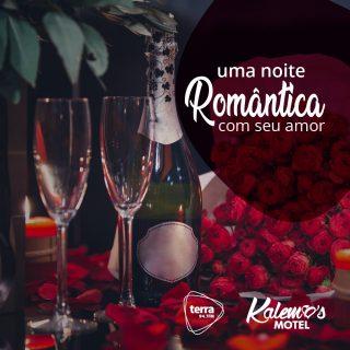 NOITE ROMANTICA NO KALEMAS