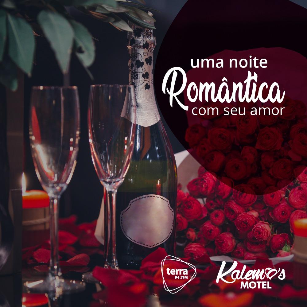 Banner NOITE ROMANTICA NO KALEMAS