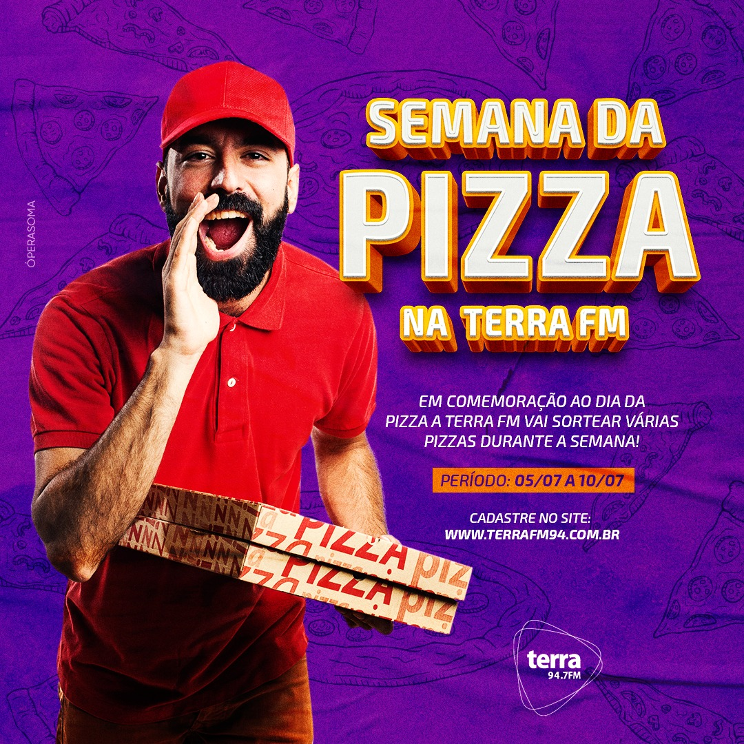 Banner SEMANA DA PIZZA