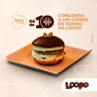 LOOPE NO TERRA DÁ DE 10